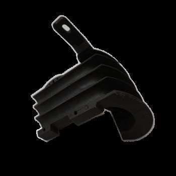 电瓶底部液压软管支架50297785
